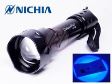 UniqueFire UF-T20 Nichia NCSU276A 3w 365nm Japan UV  Torch