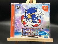 Sonic Adventure (Sega Dreamcast, 1999) from japan