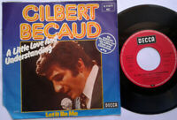 "Gilbert Becaud / A Little Love And Understanding / Let It Be Me 7"" Single 1975"