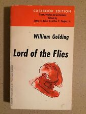 Lord of the Flies: Casebook Edition by William Golding (1983, Paperback)