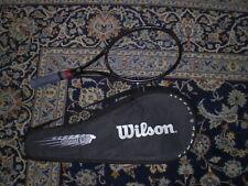"""New listing Wilson Hammer System 4.2 Rectangular Geometry Tennis Racquet 4 3/8"""" Grip"""