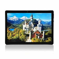 "Android Tablet 10 Inch with Sim Card Slots - 10.1"" 4GB RAM 64GB ROM Octa Core 3G"