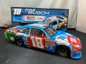 Action Kyle Busch M&M's RWB Summer Fun 2008 Toyota Camry Nascar 1/24 Diecast