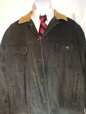 Colours by Alexander Julian Dark Grey Jean Jacket Large