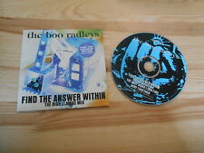 CD Pop The Boo Radleys - Find The Answer Within Pt2 (3 Song) MCD CREATION REC