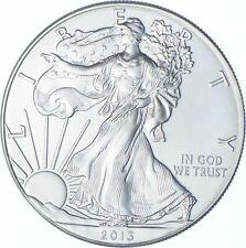Better Date 2013 American Silver Eagle 1 Troy Oz .999 Fine Silver *050
