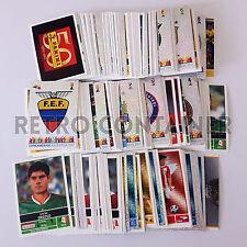 Set Completo 00-347 Album COPA AMERICA ARGENTINA 2011 CALCIATORI PANINI 348 Fig