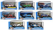 SET OF 8 MODEL CARS 1:43 MICHEL VAILLANT COMIC BOOK RESIN DIORAMA - DIECAST V2