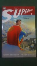 All Star Superman Vol.1 Grant Morrison Frank Quitely NEW Hard Cover GN HC