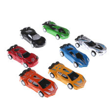2pcs Stylish Pull Back Racing Car Toy Baby Mini Vehicle Toys for Kid Gift FAD