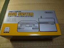Nintendo Famicom Disk System Console Boxed Brand New unused NOS