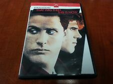 THAT WAS THEN, THIS IS NOW DVD EMILIO ESTEVEZ Good Condition Free Shipping!!