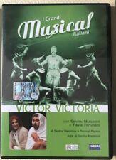 FILM DVD: VICTOR VICTORIA Musical  Sandro Massimini