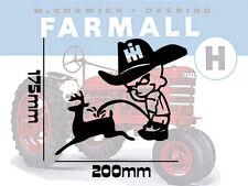 IH International Harvester Farmal Tractor Vinyl Decals Stickers
