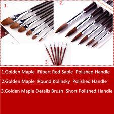 18pcs Art Painting Brush Set Oil, Acrylic,Watercolor Artist Premium Paint Brush