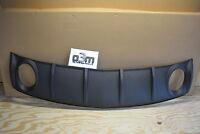 2010-2013 Chevrolet Camaro SS Rear Lower Black Bumper Cover new OEM 92218169