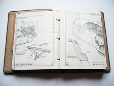 AVRO LANCASTER BOMBER MANUAL,  NOT A HAYNES MANUAL, GROUND CREW SERVICE ISSUE