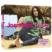 Joan Baez - Trilogy [New CD] UK - Import