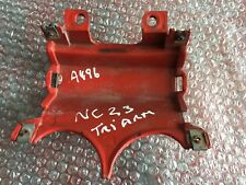 Honda CBR 400 RR Tri Arm 1988/89 NC23 Complete rear middle joiner panel red