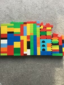 Lego Duplo Assorted Bricks 1.8Kg.Lot 4