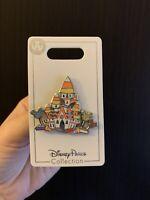Candy Corn Castle Halloween 2020 Disney Pin