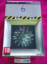 RESIDENT EVIL 6 EDITION COLLECTOR SONY PS3 NEUF SCELLE 100% FRANCAIS DAMAGED