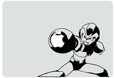 Megaman Shooting Apple MacBook Pro / Air 13 Inch Yinyl Decal Sticker