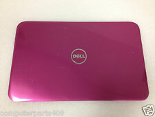 DELL Inspiron 15R Switch By Design Studio Lotus Pink Lid (05) P/N V3N56