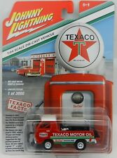 2018 Johnny Lightning HOBBY EXCKUSIVE *TEXACO* Dodge A100 Wheel Stand Drag Truck