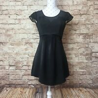 FINDERS KEEPERS Size 8 Dress Black LBD Party Cocktail Short Sexy