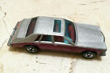 Hot Wheels CADILLAC SEVILLE 1980 Vintage Hong Kong