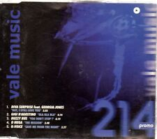 VALE MUSIC 214 PROMO D'AGOSTINO CD Single Techno HOUSE DANCE BIT MUSIC