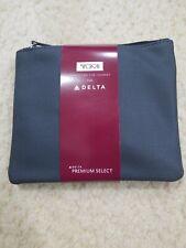 Delta Premium Select Soft Case Amenity Kits TUMI