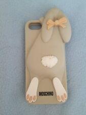 Designer MOSCHINO Rabbit Silicone Case iPhone 5 5S
