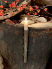 Early Single Metal Candle Mold  With Nubby Cupboard doors chairs Buckets Boxes