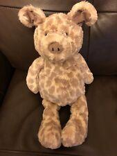 Jellycat Pig Dapple Piglet 40cm Retired Rare Soft Toy