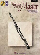 Himnos para el maestro flauta aprende a jugar Iglesia culto Partituras Libro y CD