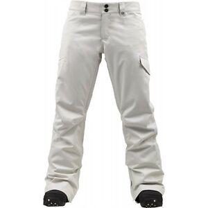 BURTON Women's BASIS Snow Pants - Canvas - Large - NWT