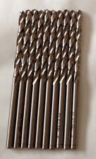 Heller 5mm HSS Cobalt Metal Drill Bits 10 Pack HSS-Co High Quality German Tools