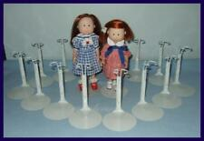 "12 One Dozen KAISER Doll Stands for Eden's 8"" MADELINE & Friends"