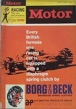 Motor magazine 15/5/1963 featuring Lotus Elite road test, Colin Chapman