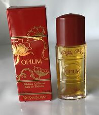 Miniatur YSL Yves Saint Laurent Opium Eau de Toilette 7,5 ml EDT