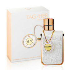 Tag Her 3.3oz Eau de Perfume Pour Femme by Armaf UAE Occidental Fragrance NIB