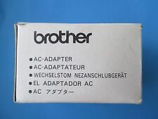 AC Adapter BROTHER Charger Printer U03272001. Made in Japan. FREE Shipping