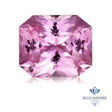0.94 ct. Radiant Natural Pink Sapphire ~ 6 x 5 mm