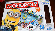 Despicable Me Edition Monopoly Board Game Replacement Parts & Pieces 2013 Minion