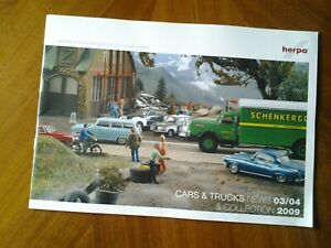Herpa - Miniaturmodelle Cars und Trucks News und Collectiom MODELS   2009