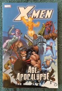 X-Men The Complete Age of Apocalypse Epic Book 2 (2006 Paperback)