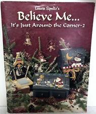 Believe Me 2 Speltz Tole Painting instruction pattern acrylic Snowmen Christmas