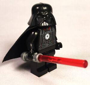 Brand New Darth Vader Minifigure Star Wars Jedi Knight Sith Lord